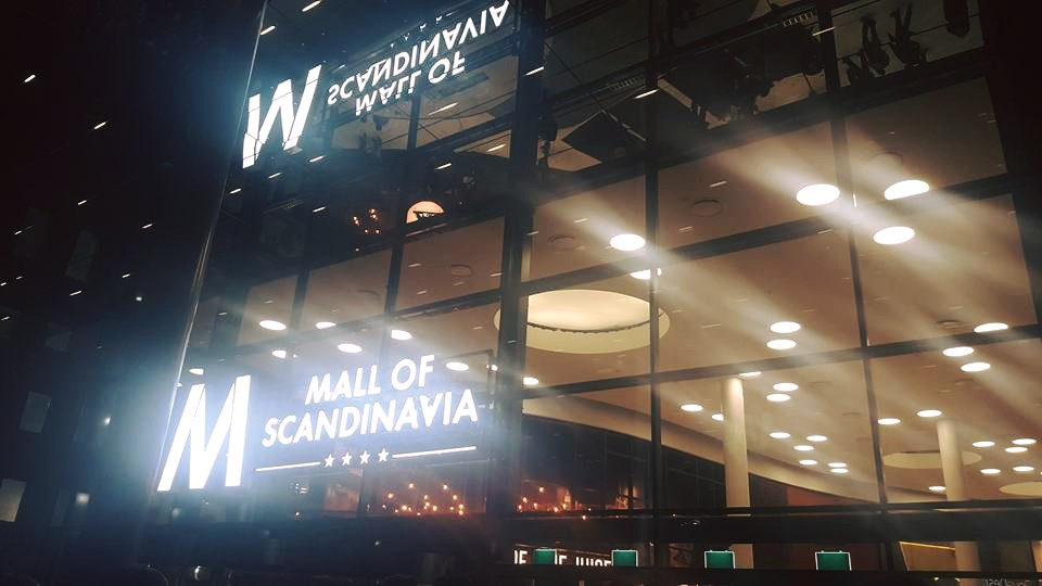 lojalitetskort mall of scandinavia