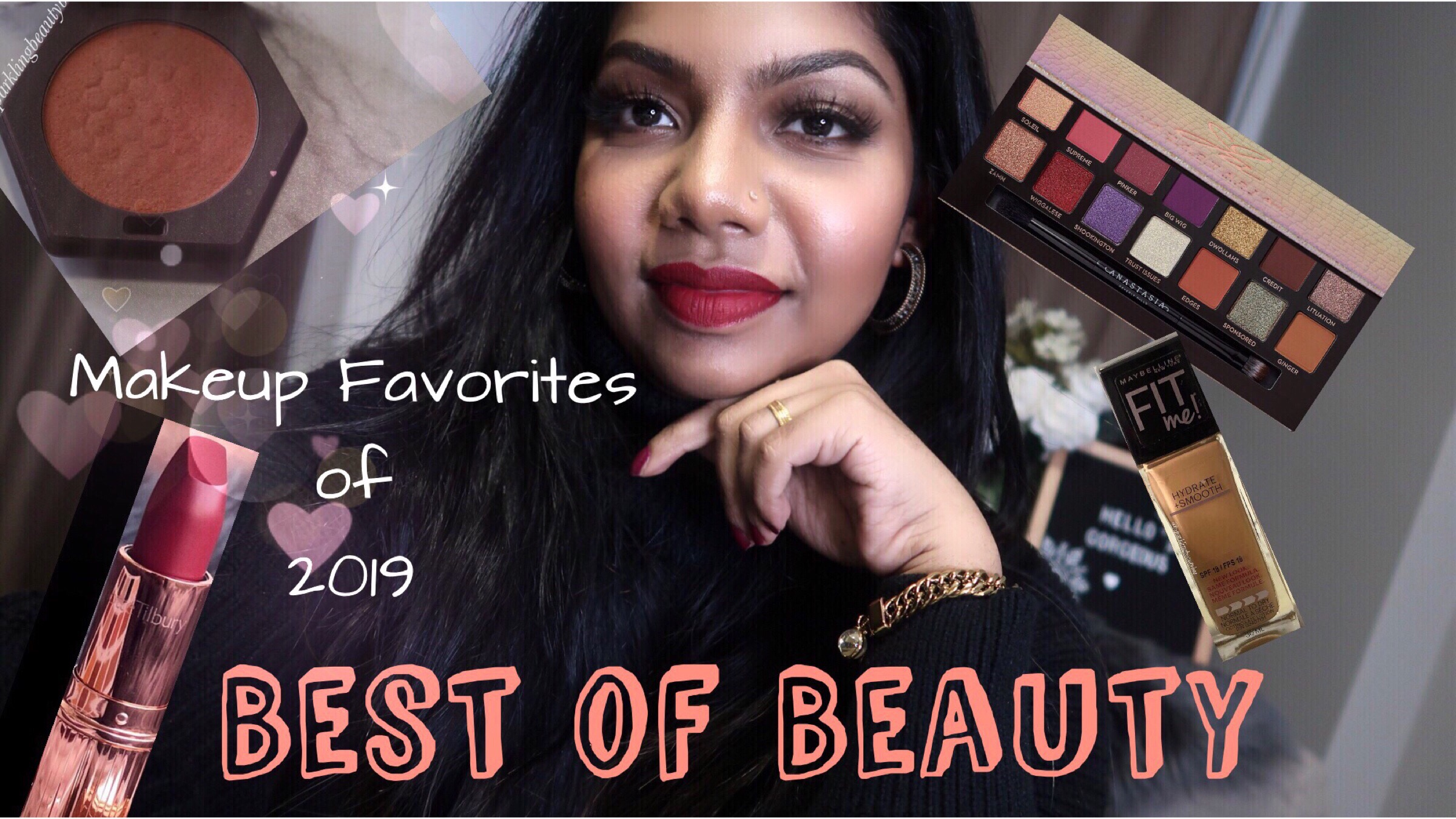 Best Of Beauty 2019 High End Drugstore Makeup Favourites Sparklingbeautybee